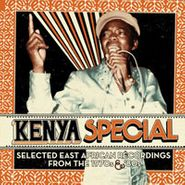 Various Artists, Kenya Special: Selected East African Recordings From The 1970s & '80s (CD)
