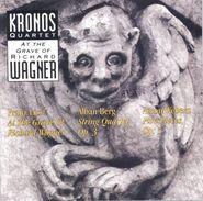 Franz Liszt, Kronos Quartet - At The Grave of Richard Wagner: Liszt / Berg / Webern (CD)