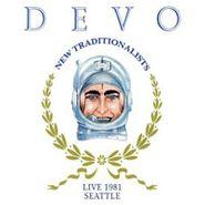 Devo, New Traditionalists: Live 1981 Seattle (CD)