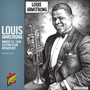 Louis Armstrong, Amoeba Music Presents Louis Armstrong - March 22, 1940