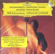 Sergei Rachmaninov, Rachmaninov: Symphonic Dances / Janácek: Taras Bulba (CD)