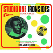 Various Artists, Soul Jazz Records Presents: Studio One Ironsides (LP)
