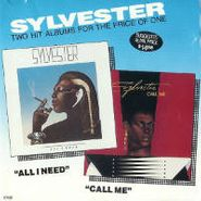 Sylvester, All I Need/Call Me (CD)