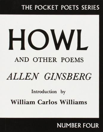 Allen Ginsberg - Howl And Other Poems (Book)