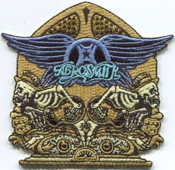 Aerosmith - Skeletons and Guitars (Patch)