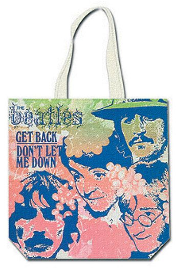 The Beatles - Get Back (Tote Bag)