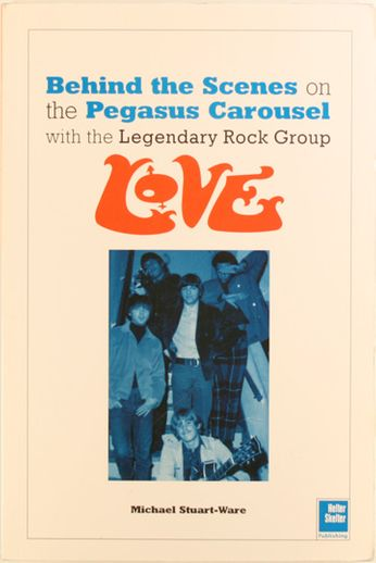 Love / Michael Stuart - Ware - Behind The Scenes On The Pegasus Carousel (Book)