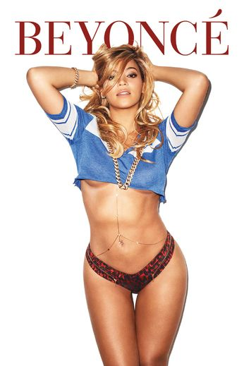 Beyonce - Tiny Football Jersey (Poster)