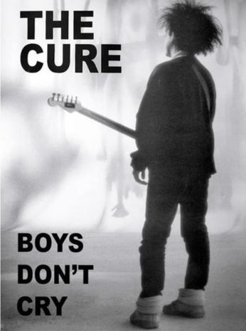The Cure - Boys Don't Cry (Poster)