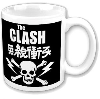 The Clash - Logo (Mug)