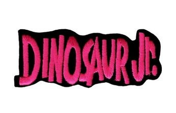 Dinosaur Jr. - Logo (Patch)
