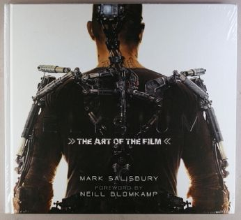 Elysium - The Art Of The Film (Book)