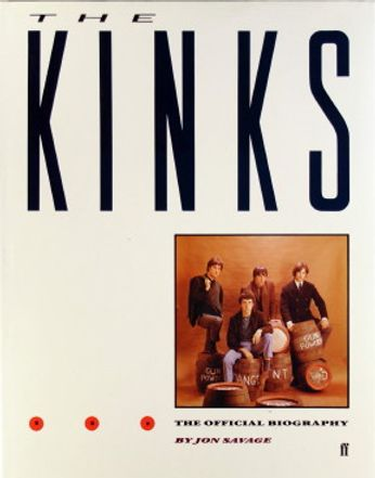 The Kinks / Jon Savage - The Official Biography (Book)