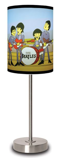 The Beatles - Cartoon Band (Lamp)