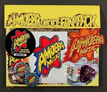 Amoeba Mini-Fan Pack