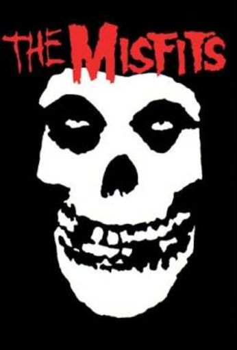 The Misfits - The Misfits Skull (Poster)