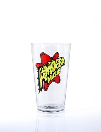 Amoeba Pint Glass