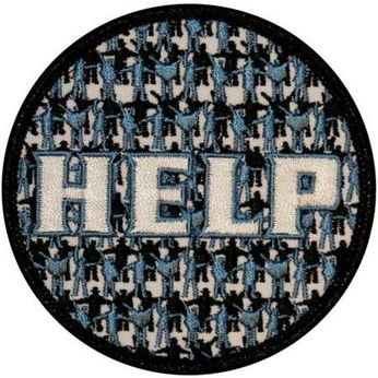 The Beatles - HELP (Patch)