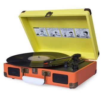 Peanuts Crosley Cruiser Record Store Day Turntable