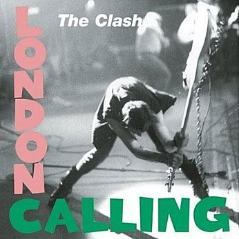 The Clash - London Calling (Poster)