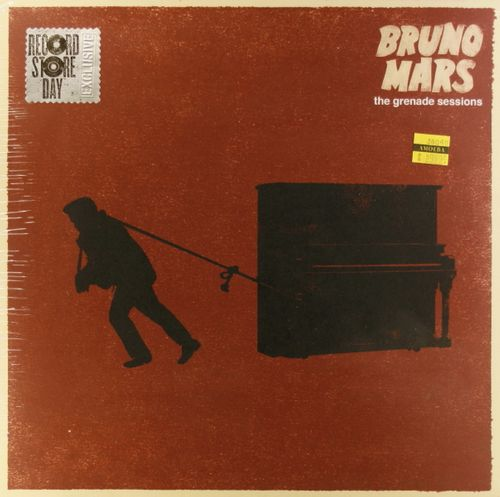 bruno mars the grenade sessions record store day. Black Bedroom Furniture Sets. Home Design Ideas