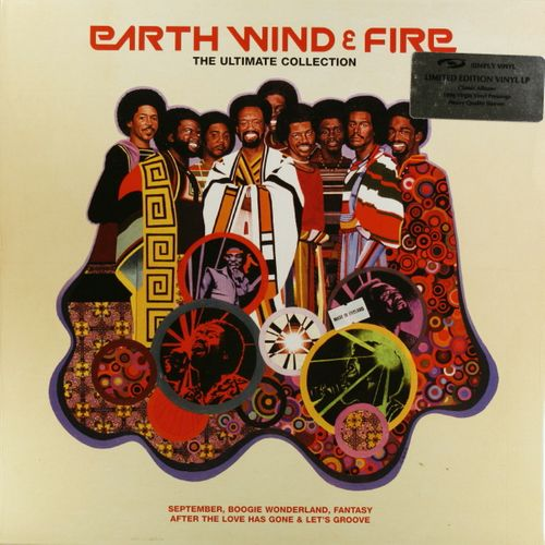 Earth Wind Amp Fire Ultimate Collection Vinyl Lp