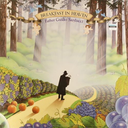 Father Guido Sarducci Breakfast In Heaven Vinyl Lp