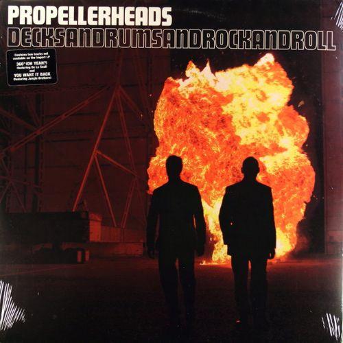 Propellerheads - Decksandrumsandrockandroll (Vinyl LP) - Amoeba Music
