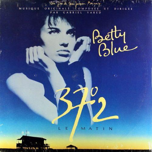 Gabriel Yared - Betty Blue [Score] (Vinyl LP) - Amoeba Music
