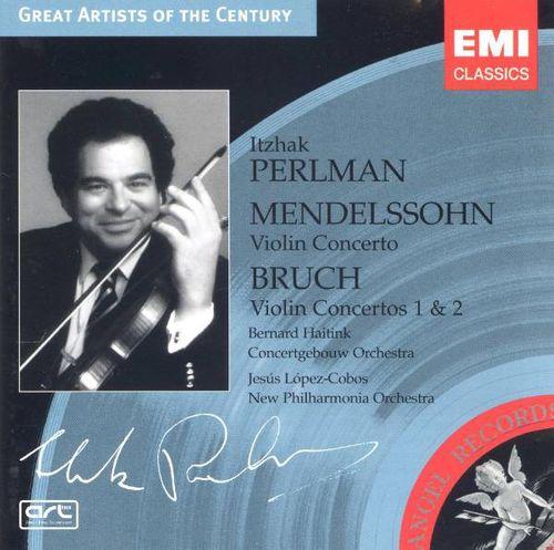 Max Bruch Bruch - Jesús López-Cobos - Scottish Fantasy - Violin Concerto No. 2