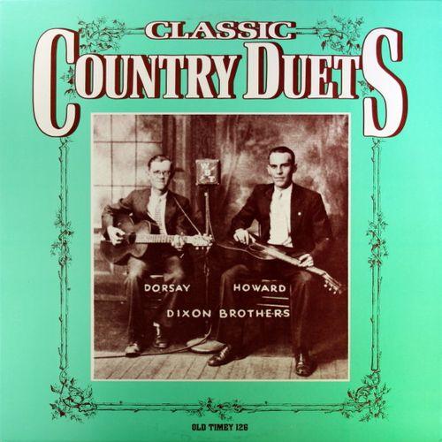 Various Artists - Classic Country Duets (Vinyl LP) - Amoeba Music
