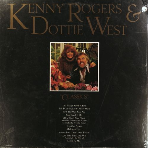 Kenny Rogers Dottie West Classics Vinyl Lp Amoeba Music