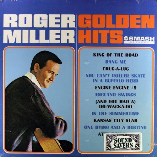 Roger Miller Golden Hits Vinyl Lp Amoeba Music
