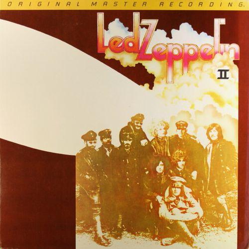 Led Zeppelin Led Zeppelin Ii Mfsl Vinyl Lp Amoeba