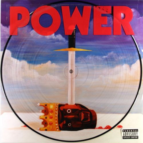 Kanye West Power Picture Disc Vinyl 12 Quot Amoeba Music