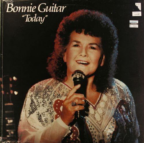 Bonnie Guitar Today Vinyl Lp Amoeba Music