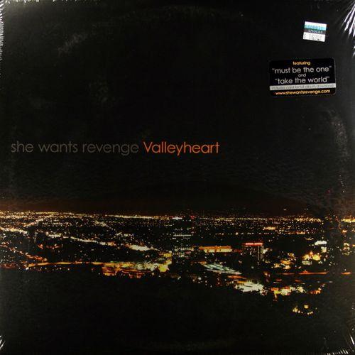 She Wants Revenge Valleyheart Vinyl Lp Amoeba Music