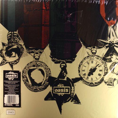 Oasis Vinyl Box Set Vinyl Lp Amoeba Music