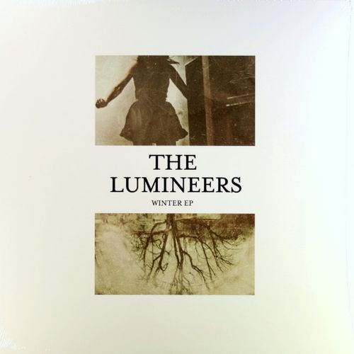The Lumineers Winter Ep Rsd Black Friday 2012 Vinyl