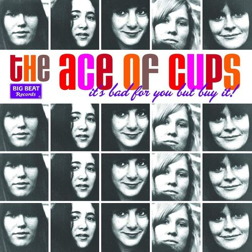 Ace of Cups - It's Bad For You, But Buy It! (Vinyl LP