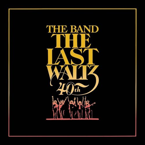 The Band The Last Waltz 40th Anniversary Box Set Edition Vinyl
