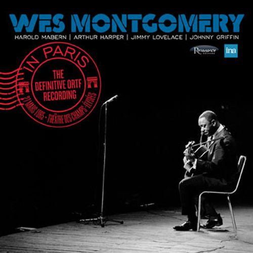 74bcc070e1 Wes Montgomery - In Paris  The Definitive ORTF Recording  Black ...