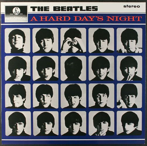 dd3fc2c37 The Beatles - A Hard Day's Night [Remastered 180 Gram Vinyl] (Vinyl ...