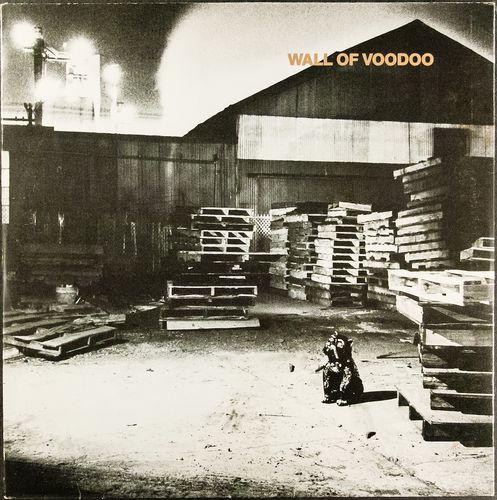 Wall Of Voodoo - Wall Of Voodoo EP [1980 Issue] (Vinyl 12