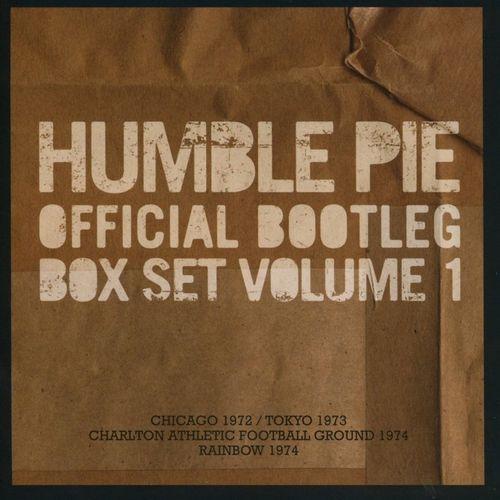 Humble Pie - Official Bootleg Box Set Vol  1 (CD) - Amoeba Music