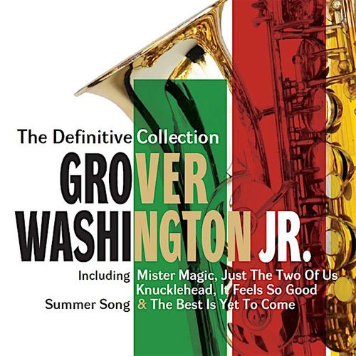 Grover Washington Jr The Definitive Collection Cd