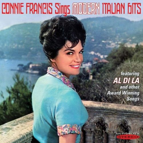 connie francis cd covers