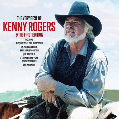 Kenny Rogers   The First Edition - The Very Best Of Kenny Rogers ... 90a50f6a8d0