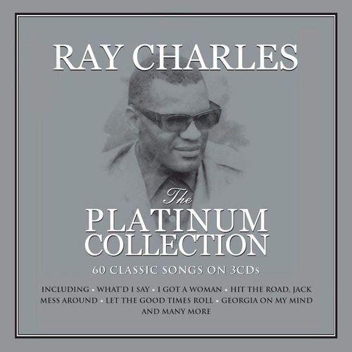 Ray Charles - The Platinum Collection (CD) - Amoeba Music