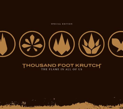 Thousand Foot Krutch The Flame In All Of Us Special Edition Cd